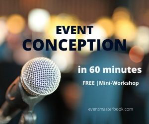 go to Event Conception in 60 minutes