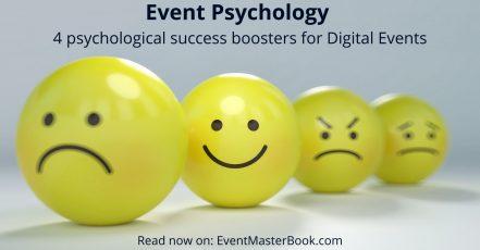 Event Psychology: 4 success boosters for Digital Events (Photo credits: canva.com / AdCoach / adcoach.de)