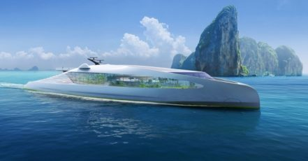 Image / Graphic: 3deluxe Super-Yacht NFT